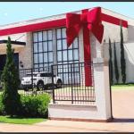 Grandes enfeites Natal